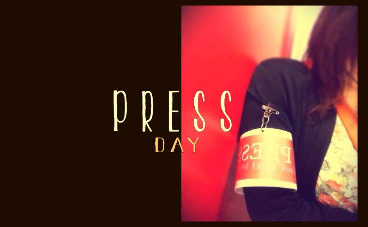PRESSDAY