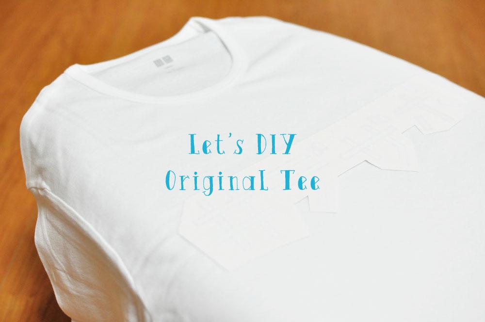 イベントや撮影に使えるDIY 手作りTシャツ体験!